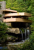 "Frank Lloyd Wright's Fallingwater,  Sept. 2009 : Frank Lloyd Wright designed and built this house "" Fallingwater "" for Edgar J. Kaufmann in 1935. It is located in Bear Run, Pennsylvania."