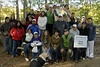 Memory Walk to end Alzheimer's. Dellridge Team,Oct.28,2007 :